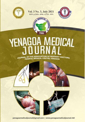 Yen Med J. Vol. 3 No. 3 Front