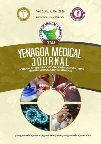 Yen Med J Vol. 2 No. 4 Front page