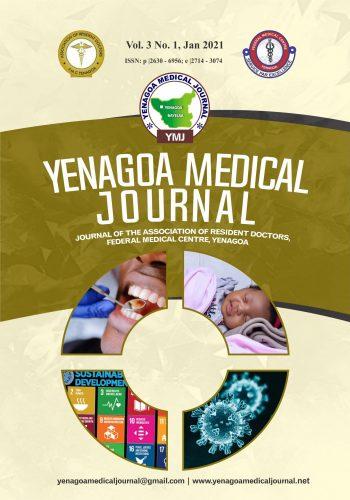 Yen Med J. Vol. 3 No. 1 Front Cover